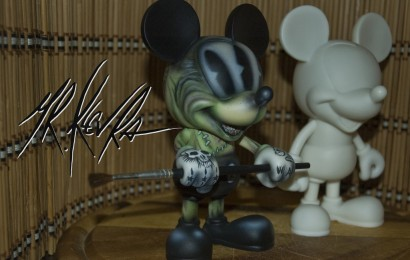 Mr.Klevra custom Mickey Mouse for Disney playimaginative